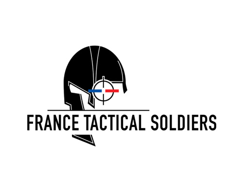 LOGO FRANCE TACTICAL SOLDIERS
