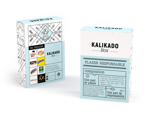 PACKAGING KALIKADO BOX
