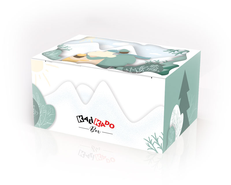 PACKAGING BOX WINTER KALIKADO