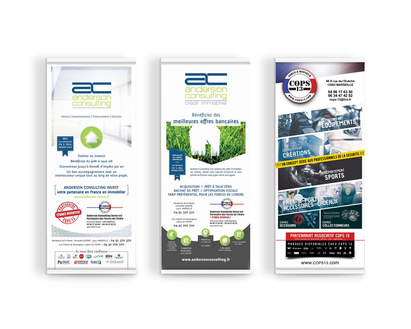 ROLLUP PROMOTIONNELS
